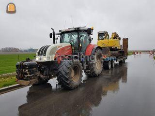 Trekker + Wagen / Dieplad... Omgeving Zwolle