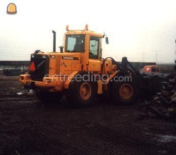 Wiellader / shovel Volvo L70 D