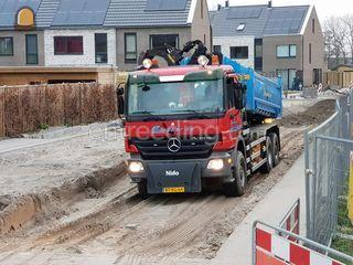 Mercedes Combiwagens 6x6 Omgeving Zwolle