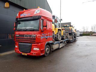 Daf XF oprijwagen + diepl... Omgeving Zwolle