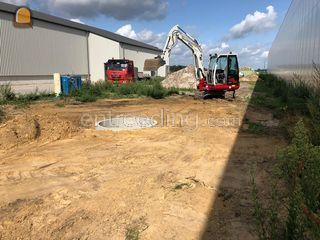 Takeuchi TB260 Omgeving Zwolle