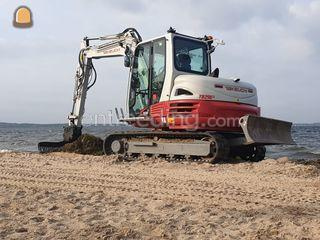 Takeuchi TB290 Omgeving Zwolle