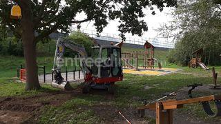 Takeuchi TB225 Omgeving Zwolle