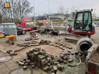 Takeuchi TB235 Omgeving Zwolle