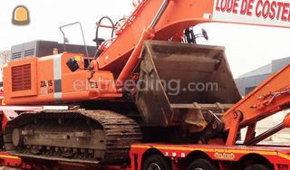 Hitachi Zaxis 470 LCH Omgeving Hasselt