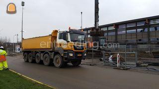 MAN 10x8 Omgeving Rotterdam