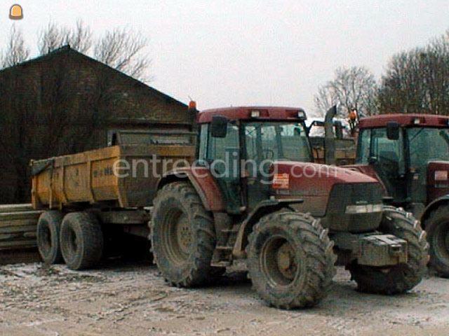 Tractor + kipper Case + HM
