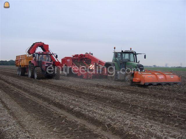 Aardappelrooiers Grimme