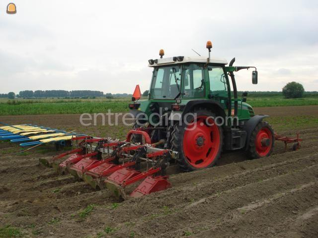Tractor + grondfrees