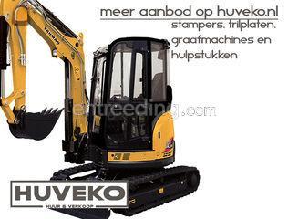Yanmar VIO33 Omgeving Amersfoort