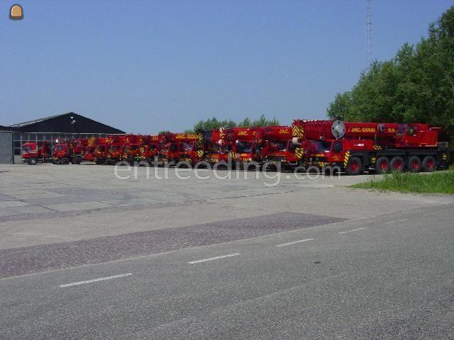 Weg-terreinkranen (ATT) Grove GMK 3050