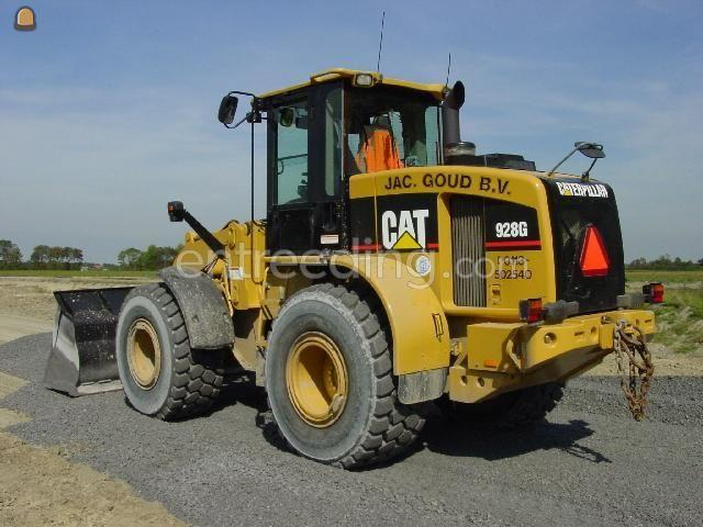 Wiellader / shovel CAT 928G II