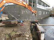aanleggen brug incl. heipalen