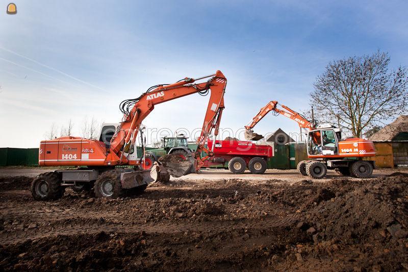 bouwrijp maken terrein