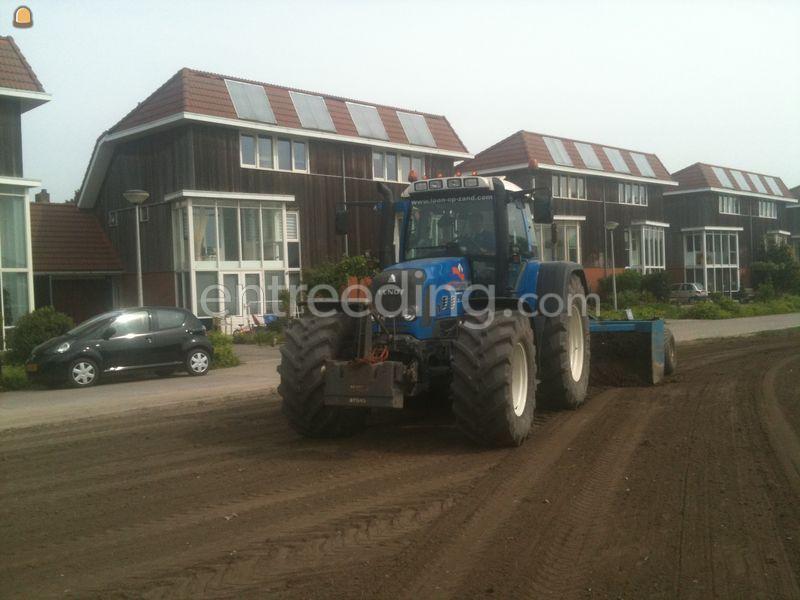 Tractor + kilver Trekker + Kilver