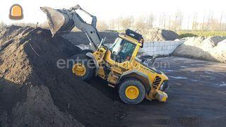 Volvo L110 F Omgeving Lisse