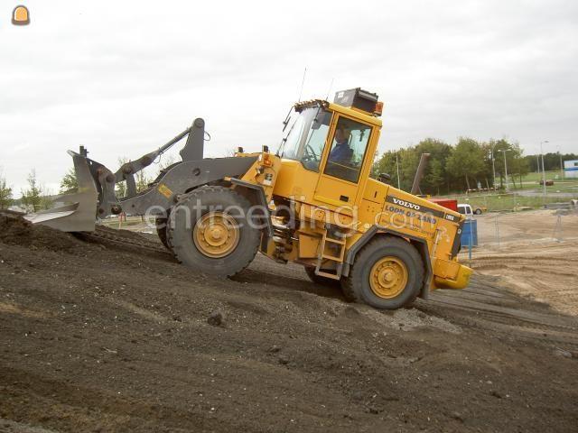 Wiellader / shovel Volvo L90 D