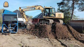 grondwerken en zeefwerken Omgeving Brussel