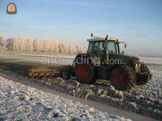 Tractor + wallenfrees Omgeving Den Haag