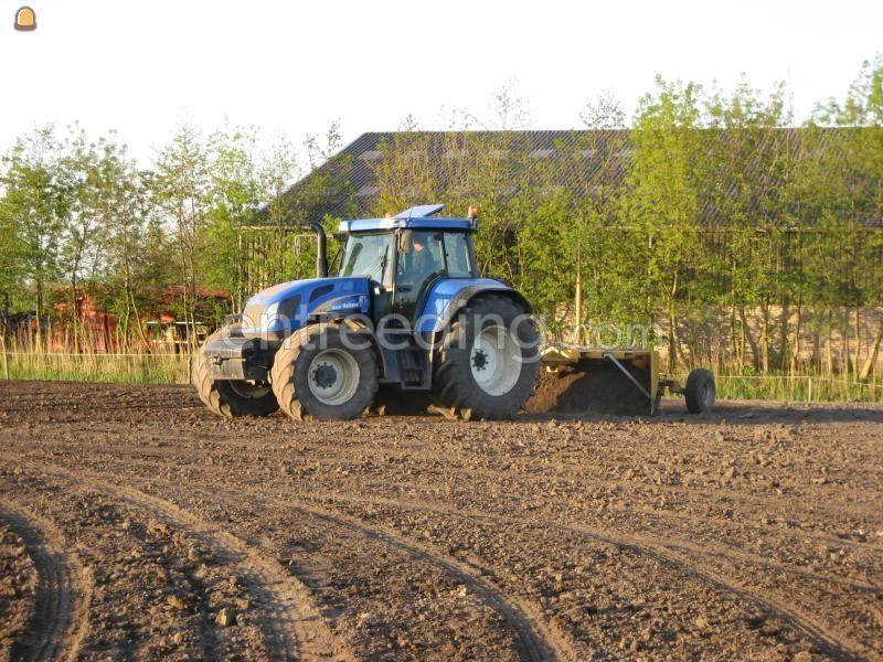 Tractor + kilver