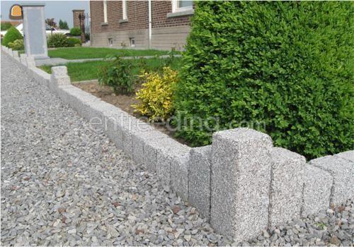 Natuursteen Palissaden natuursteen