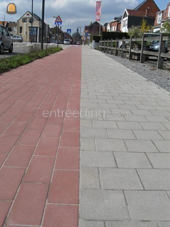 Betonstraatstenen / betonklinkers / bkk's Straatstenen