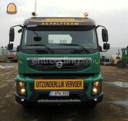 Volvo FMX Omgeving Genk