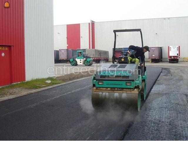 Verhardingswerken / bestratingen verhardingen - asfalt