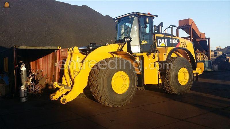 Cat 980K