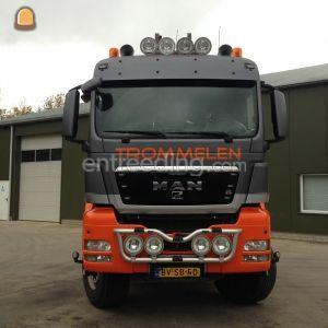 MAN TGS 8�6 containersysteem