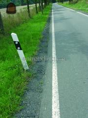 Road Edge Pave Omgeving Nijvel
