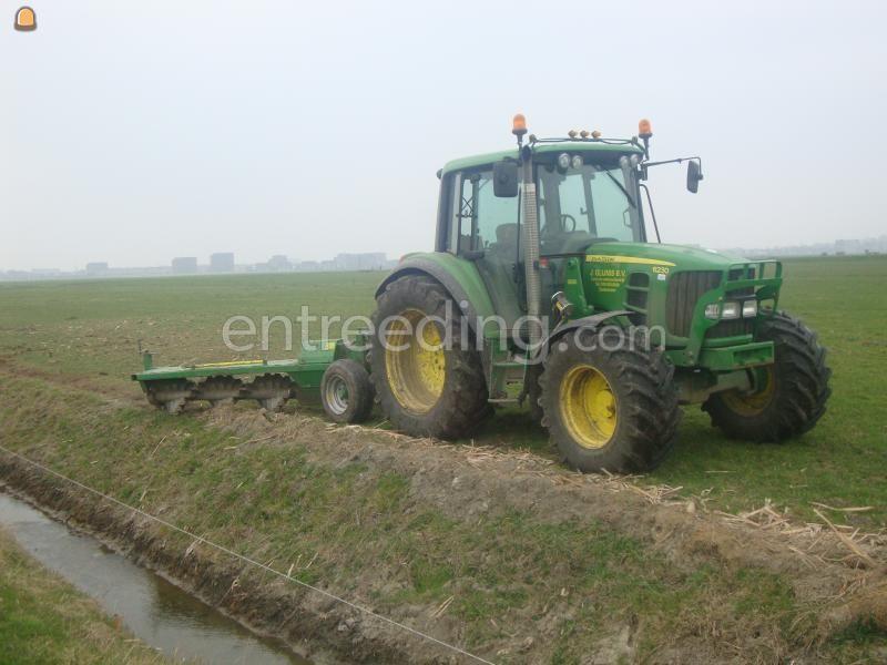 Tractor + wallenfrees John Deere + wallenfrees