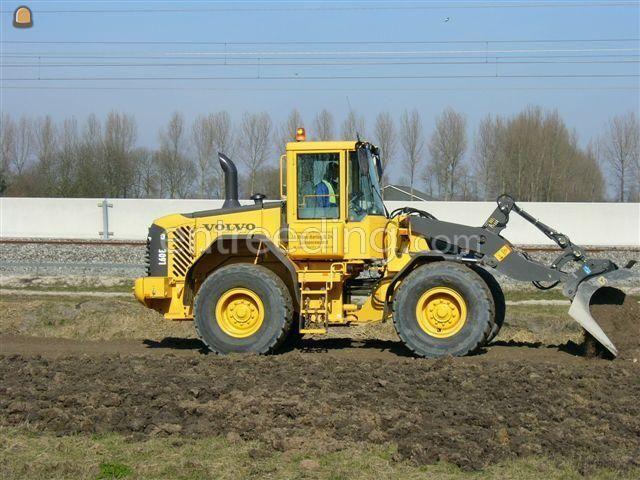 Wiellader / shovel Volvo L60E