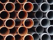 PVC buizen en hulpstukken