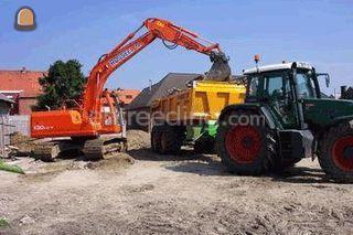 tractor met Joskin dumper Omgeving Leuven, Tienen, Aarschot