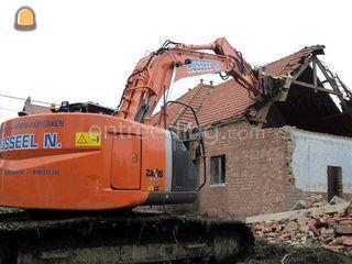 Zaxis 225 Omgeving Leuven, Tienen, Aarschot