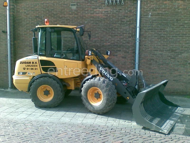 Wiellader / shovel Volvo L25 F