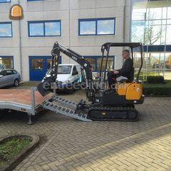 800kg t/m 3.5 ton Omgeving Hilversum