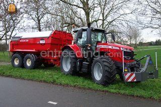 MF 7715 met overdruk Omgeving Hilversum