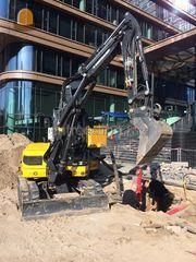 Midigraver 7 ton Omgeving Hilversum