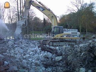 Diverse vergruizers Omgeving Hilversum