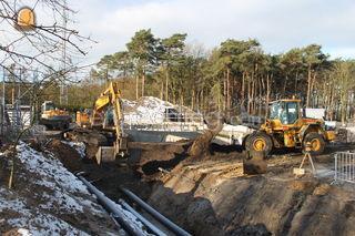 grondwerken Omgeving Bergen op Zoom