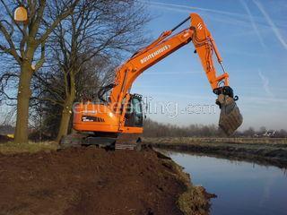 Doosan 24 tons binnendraa... Omgeving Amersfoort