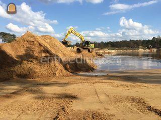 Zand Omgeving Amersfoort