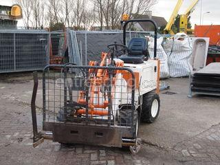 Hydraulische tegelklem Omgeving Den Haag