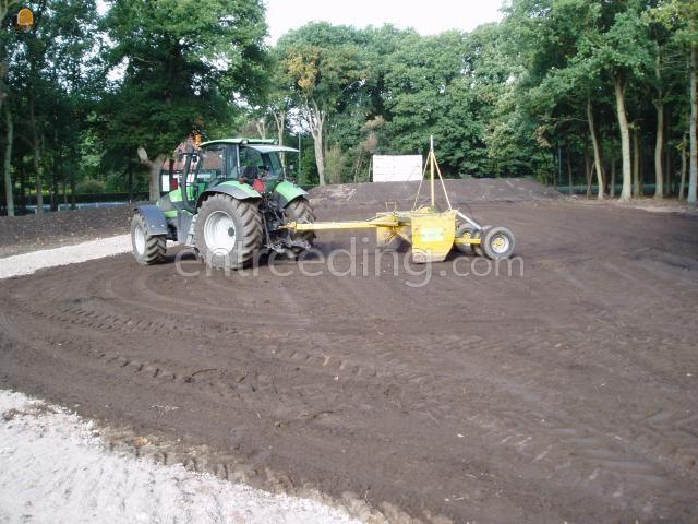 Tractor + kilver Bos Kilverbak