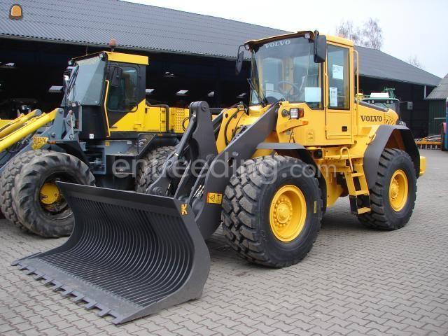 Wiellader / shovel Volvo L70