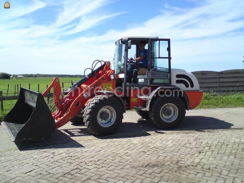 Wiellader / shovel Terex TL120