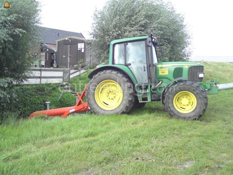 Tractor + pompen Irridelta bevloeiingspomp