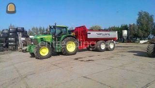 Tractor + Beco+maxxim 220... Omgeving Purmerend